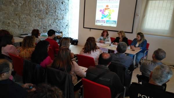 Jornada 'Diseño del Plan Local de Inclusión Social' de Úbeda.