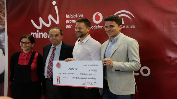 Una empresa onubense se beneficia del programa Minerva.