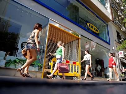 Tienda de Ikea de la calle Goya