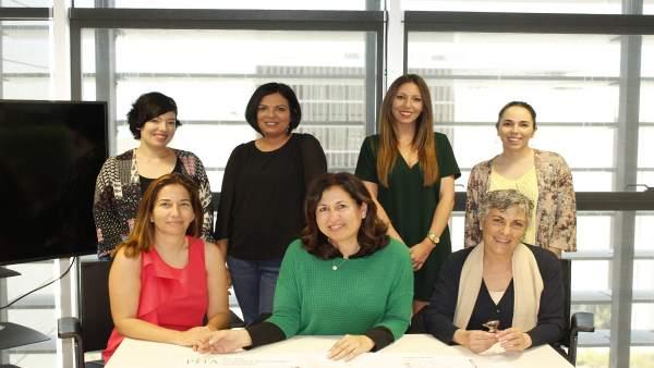 """[Grupoalmeria] Ndp: El Pita Se Incorpora A """"Women In Iasp"""", Una Red Para Aumenta"""
