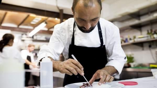 Benito Gómez chef estrella michelin bardal Ronda