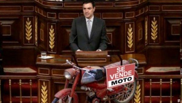 Meme Pedro Sánchez
