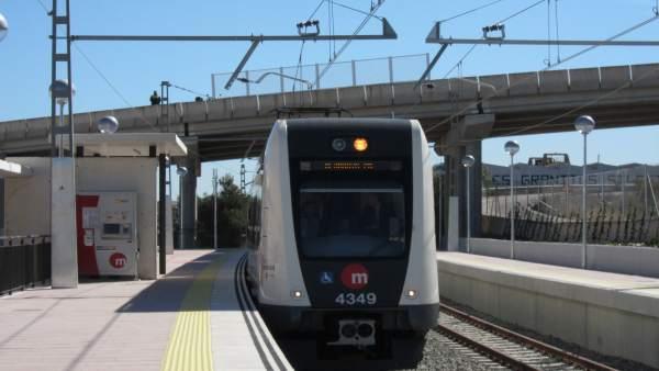 L'Ajuntament de València demana millor freqüència per a FGV i pressupost al Govern per al transport metropolità