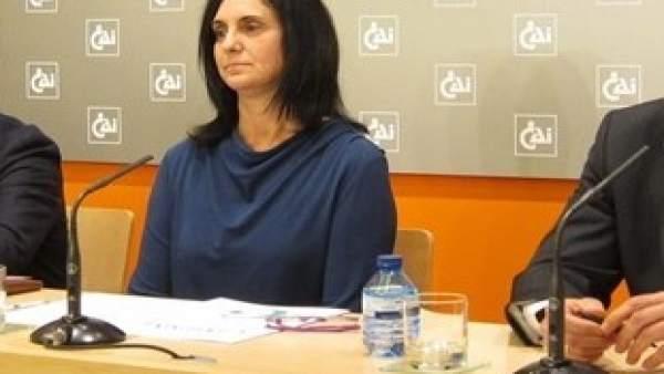 Almudena Ramón Cueto, en una imagen de archivo