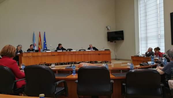 Comisión parlamentaria de control a la CRTVG