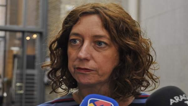 Patricia Luquin, diputada de IU