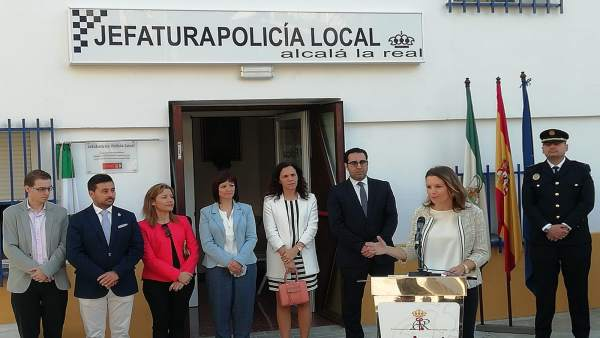 Alcalá tiene nuevas dependencias policiales