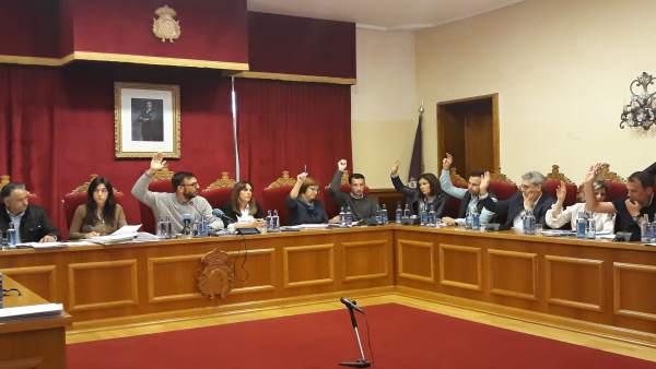 Pleno de Tui con medidas para los afectados por la explosión de Paramos