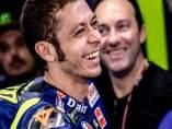 Valentino Rossi, piloto de Moto GP