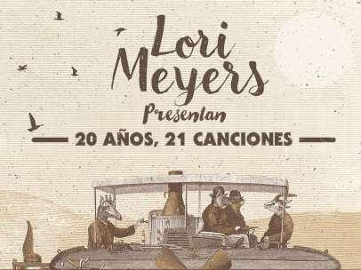 Lori Meyers 20 años, 21 canciones disco aniversario
