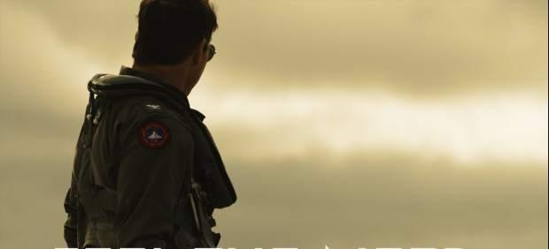 Foto promocional de Tom Cruise en la secuela de