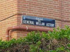 El Ayuntamiento de Madrid podrá cambiar el nombre de las calles General Yagüe y Millán Astray