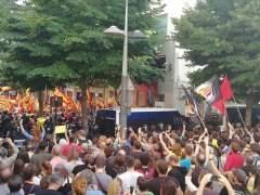 Manifestaciones a favor de la unidad de España