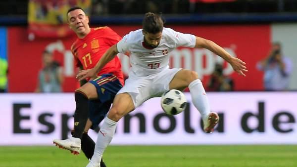 España-Suiza