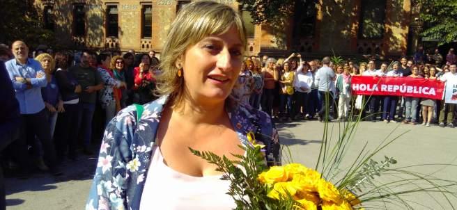 La nueva consellera de Salud de la Generalitat, Alba Vergés.