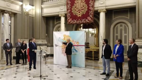València presenta su candidatura para el Web Summit de 2019