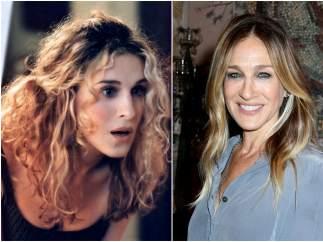 Las estrellas de 'Sexo en Nueva York', 20 años después
