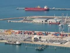 Instalaciones del Puerto de Tarragona