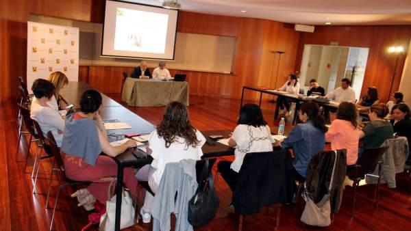 Jornada con los grupos Leader de la provincia de Huesca