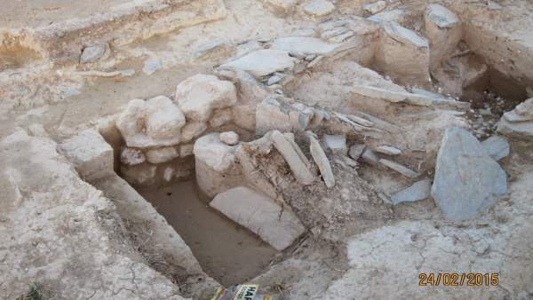 Vestigios arqueológicos de Valencina de la Concepción