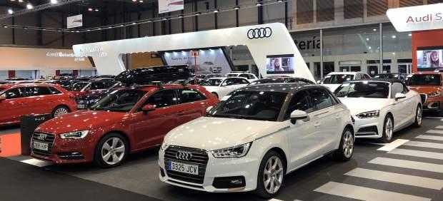 Audi en el Salón del Vehículo de Ocasión de Madrid 2018