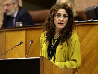 María Jesús Montero (Ministra de Hacienda)