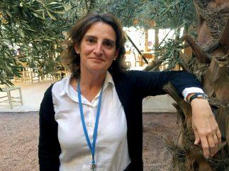 Teresa Ribera (Ministra de Transacción Energética)