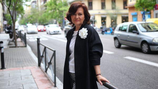 Carmen Calvo (Vicepresidenta y ministra de Igualdad)