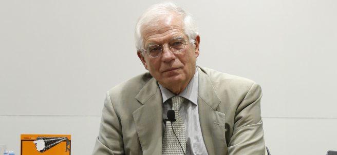 Josep Borrell (Ministro de Asuntos Exteriores).