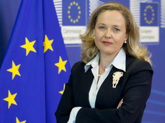 Nadia Calviño (Ministra de Economía)