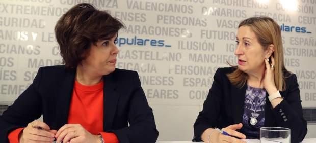 ¿Sáenz de Santamaría, Cospedal o Feijóo?: estos son los posibles sucesores de Rajoy