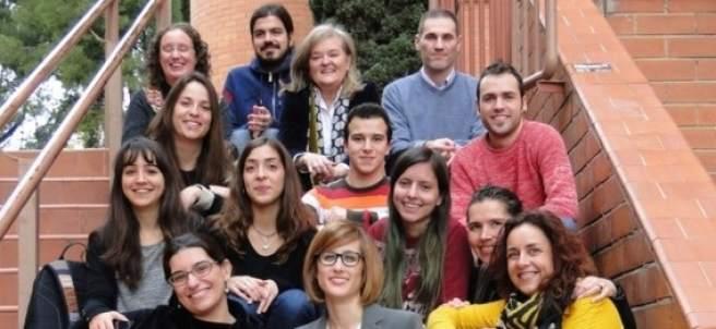 Investigadores del Cibersam.