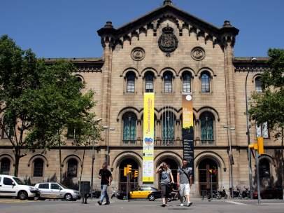 Edificio Histórico UB.