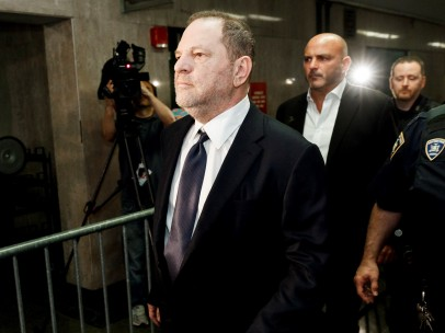 Harvey Weinstein se declara no culpable