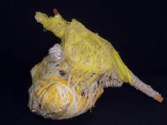 Sin título, 2004. Judith Scott