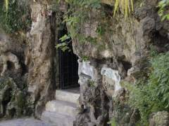 Cueva de Cervantes en Argelia