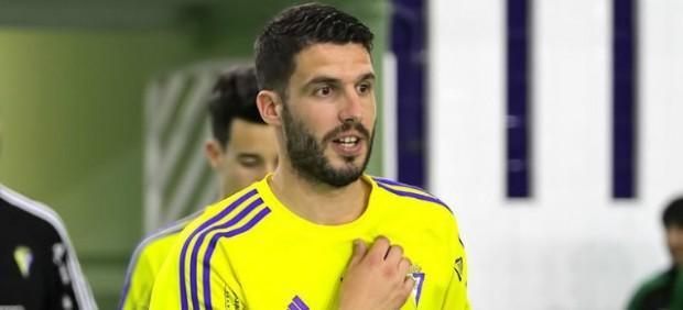 Muere Álex González, jugador del Cádiz CF Virgili, tras un accidente