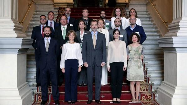 Entrega de los Premios Europeos de Medio Ambiente a la Empresa 2017