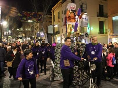 Carnavales de Vilanova i la Geltrú.