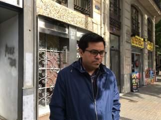 Gerardo Pisarello (BComú).