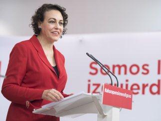 Magdalena Valerio (Ministra de Trabajo)