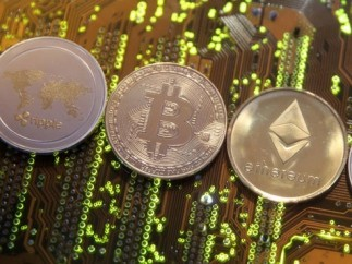 El bitcoin y otras criptomonedas