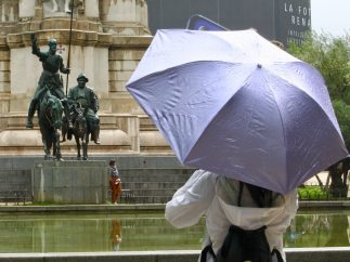 Turismo bajo la lluvia