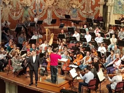 Kunde, Flórez y Sokolov visitarán el Palau de la Música en una temporada