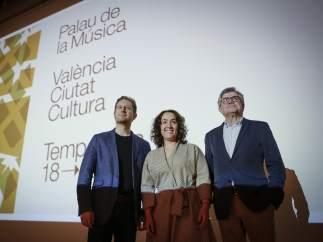El Palau de la Música presenta la seua programació per a la temporada 2018-2019