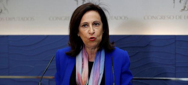 Margarita Robles (Ministra de Defensa)