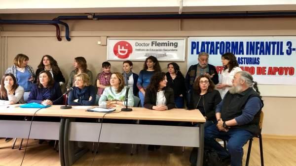 Plataforma Infantil 3-6