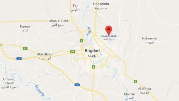 Ciudad Sadr, Bagdad