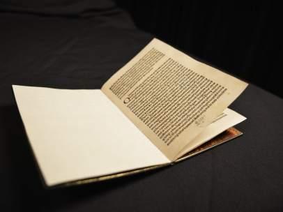 Carta firmada por Cristóbal Colón