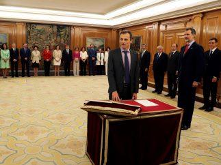 Duque promete su cargo como ministro de Ciencia